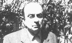 Roberto Juarroz. Foto: Delta-Archiv, Stuttgart