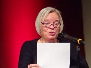 Sabine Zaplin. Foto: DAS GEDICHT