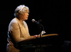 Preisträgerin Publikumspreis Platz 3: Renate Buddensiek. Foto: Jan-Eike Hornauer