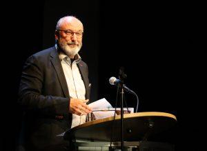 Juror Norbert Göttler. Foto: Jan-Eike Hornauer