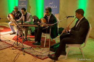 Maghrebinische Musiker in Meknès. Foto: Rufino Haag