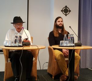 Thomas Böhme und David Westphal