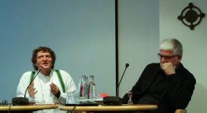 Anton G. Leitner und Georg M. Roers