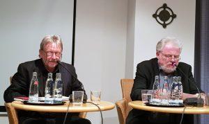 Salli Sallmann und Lutz Rathenow