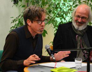 DAS GEDICHT 26-Premiere in Schleswig: Arne Rautenberg. Foto: Frank Wolfmeier